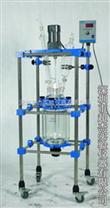 广东cj-10L双层玻璃反应釜/夹层玻璃反应釜 价格 报价 深圳超杰实验仪器