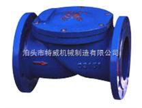 H44X橡胶瓣止回阀雄厚的研发能力
