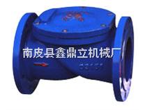 H44X橡胶瓣止回阀中国老板姓都说好的止回阀