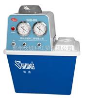 SHB-IIIGTeflon台式减压真空泵