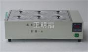 HH-S6数显双列六孔恒温水浴锅
